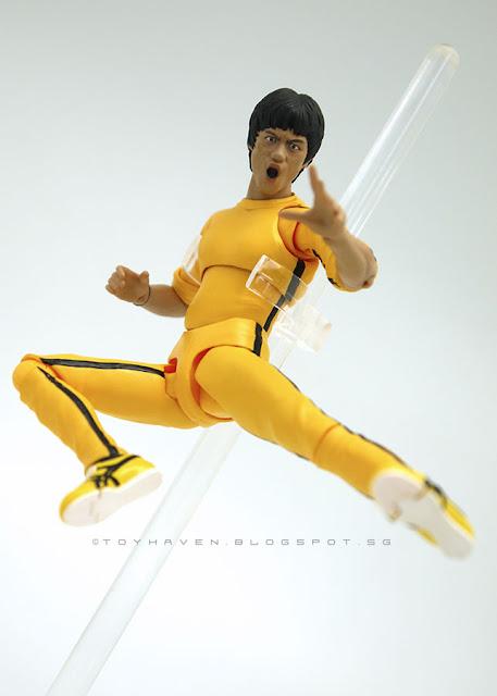 Figuarts Action Figure Bandai BRUCE LEE Bruce Lee S.H