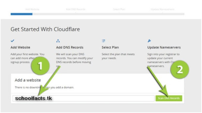 How To Activate HTTPS (SSL) on Blogger with Cloudflare Free Plan
