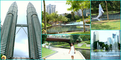 Things to do in KLCC Park, Kuala Lumpur, Malaysia. What to do and see in Petronas Twin Towers, KL