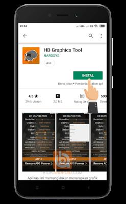 cara-bikin-tampilan-hdr-dan-120fps-pada-hp-spek-rendah-saat main-pubg, google-playstore