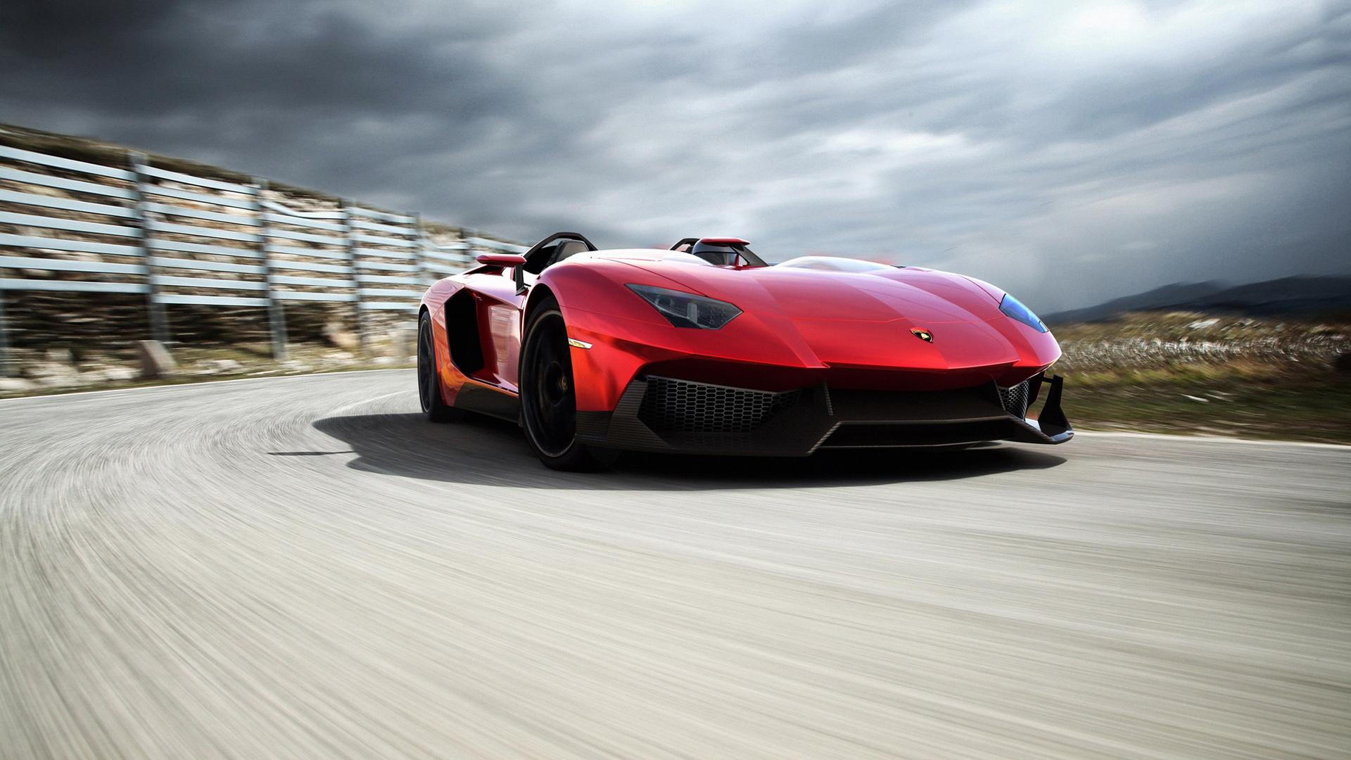 2012 Lamborghini Aventador J Speed - High Definition ...
