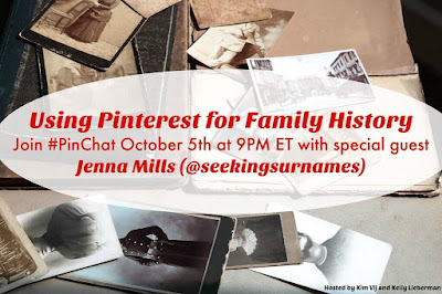 Pinchat for Family History