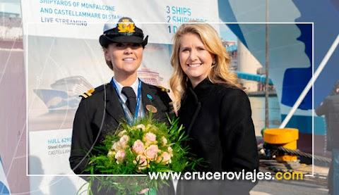 Princess Cruises celebra el crecimiento de su flota en Italia
