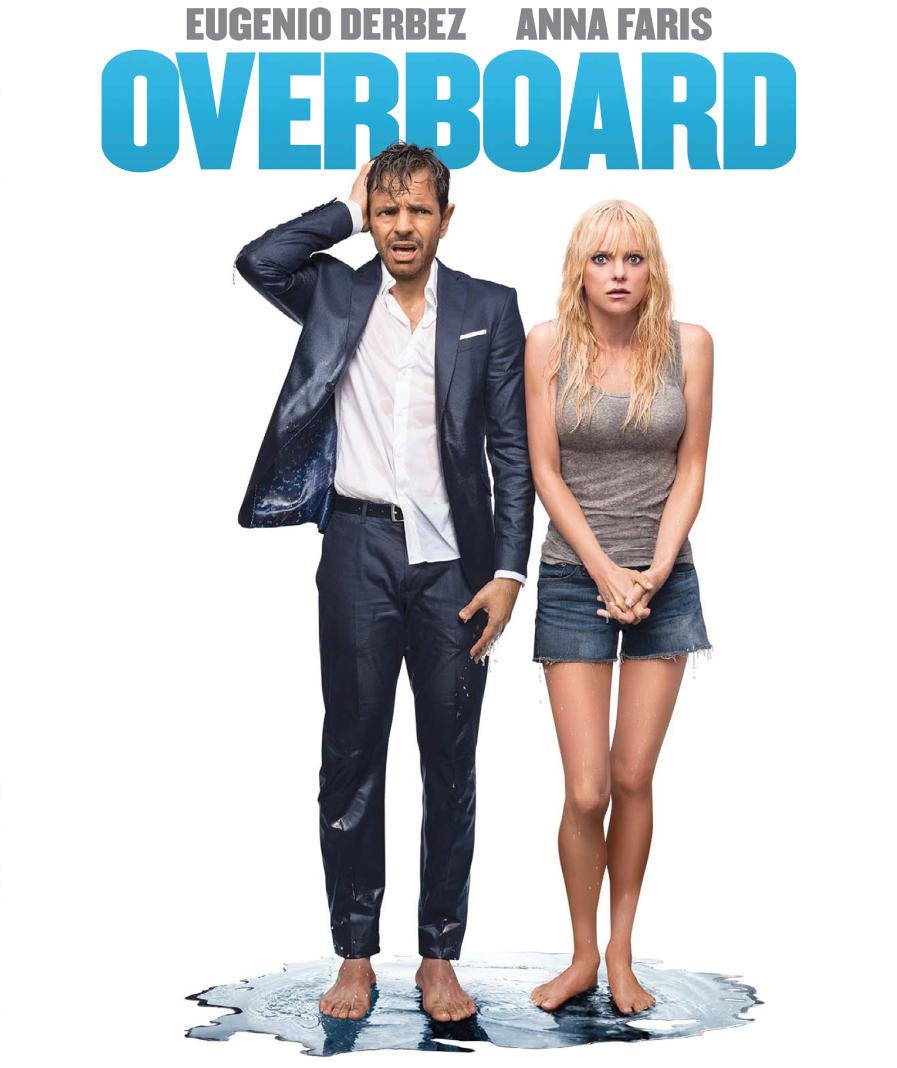 Overboard [2018] [DVDR] [NTSC] [CUSTOM HD] [Latino Final]