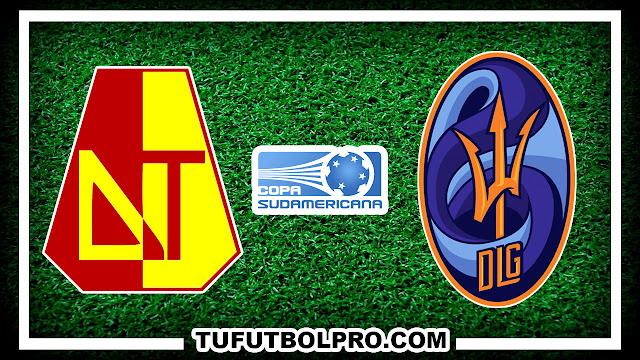 Ver Tolima vs Deportivo La Guaira EN VIVO Por Internet