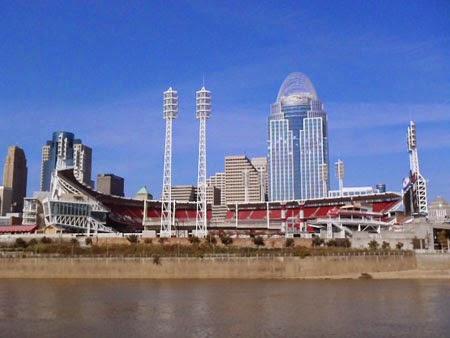 Cincinnati Reds Luxury Suite, Single Game Rentals, 2014