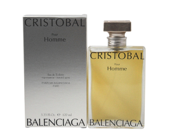 sélection premium 7a05b bc25f ALL ABOUT PERFUMES & SKINCARE: CRISTOBAL POUR HOMME ...