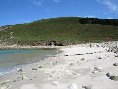 Playa de O Coido. Muxía