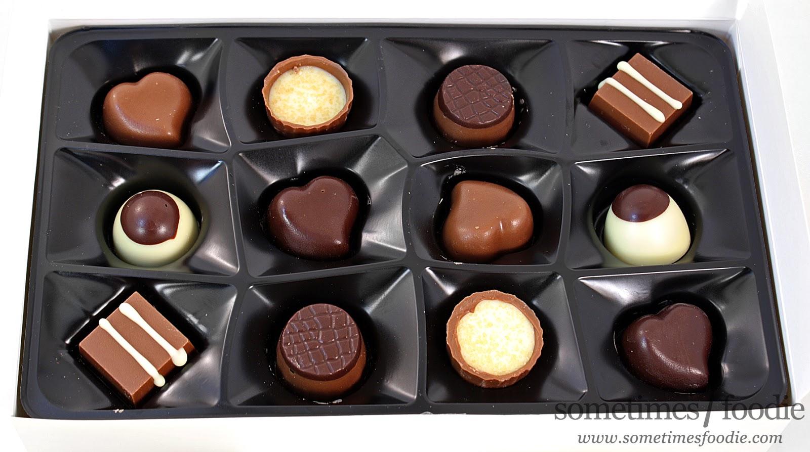 Sometimes Foodie: Handcrafted Luxury Chocolates - Aldi