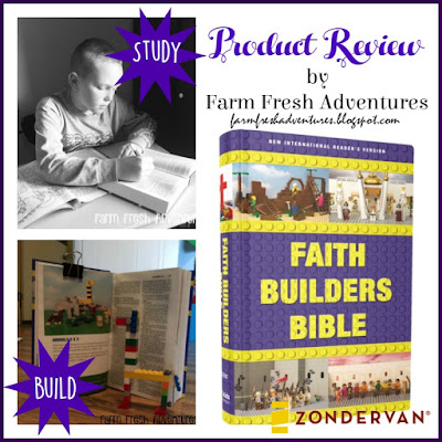 Faith Builders Bible by Zonderkidz: Product Review