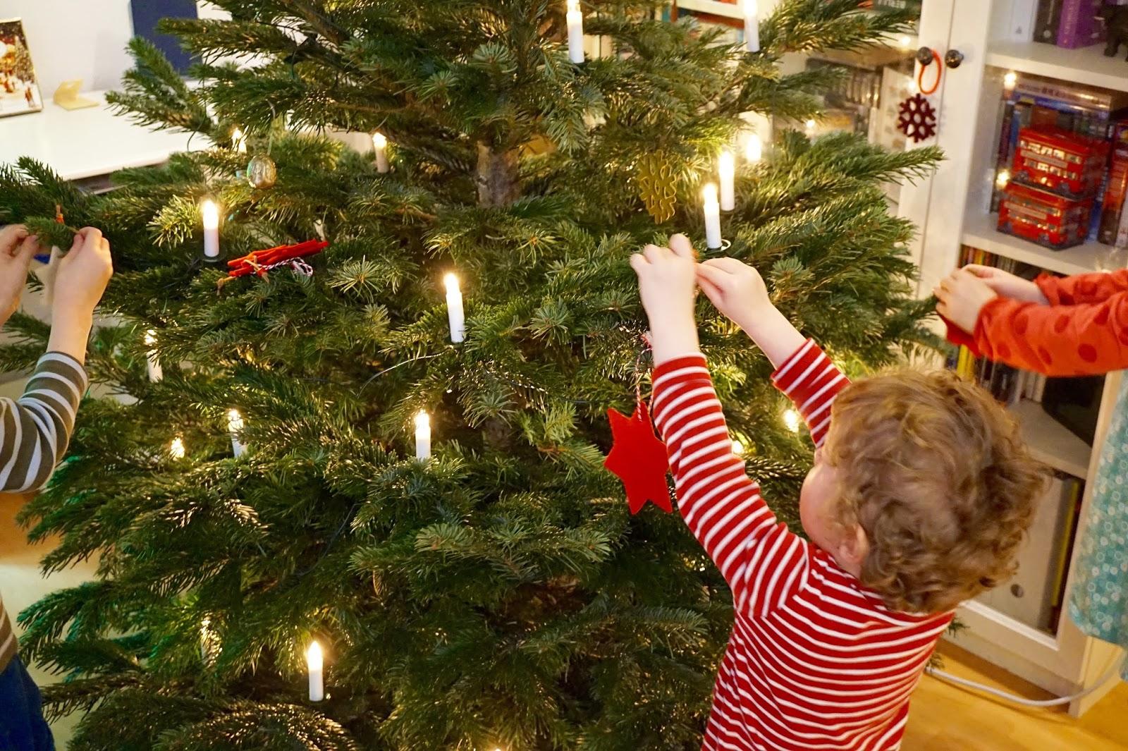 Frische Brise: 3 Tage vor Weihnachten