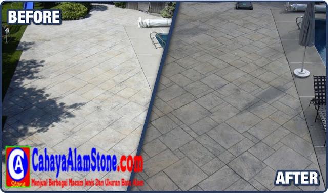 Tips Cara Merawat Batu Alam Dinding Dan Lantai