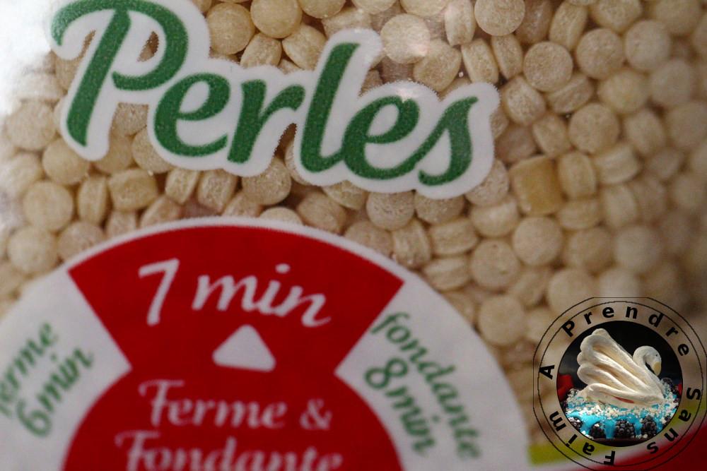 Perles à l'italienne