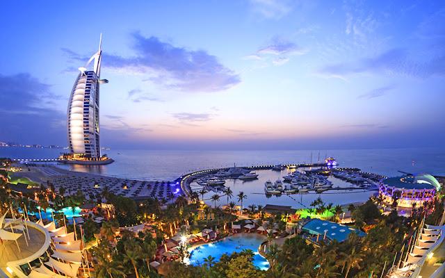 gia ve may bay di dubai - Dubai điểm đến lý tưởng