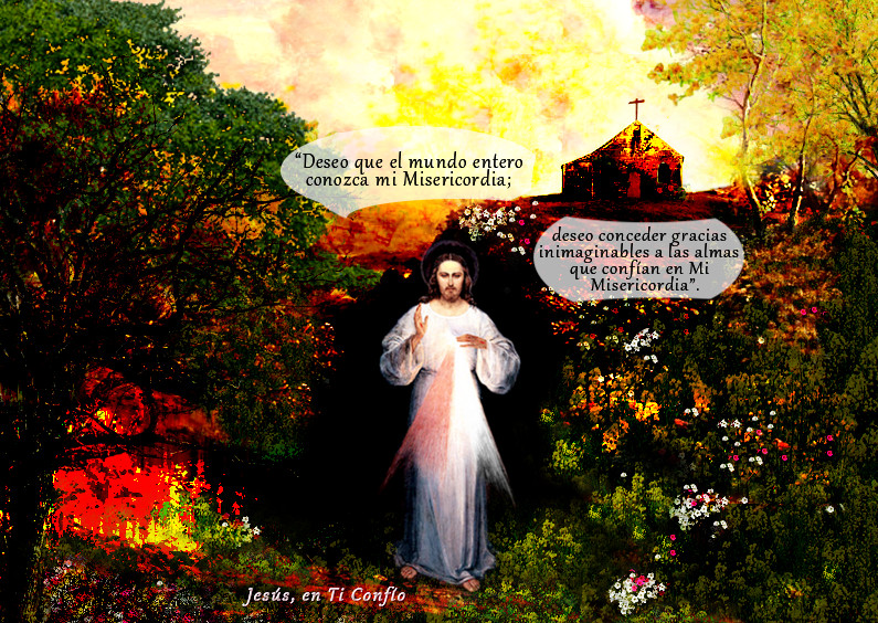 divina misericordia de jesus