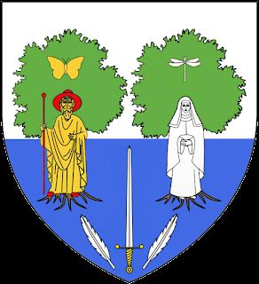 Saint Bardamu  Blason%2BJardin