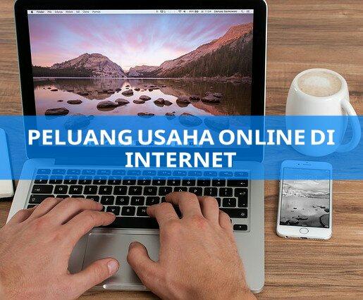 Peluang Bisnis Internet Modal 1 juta