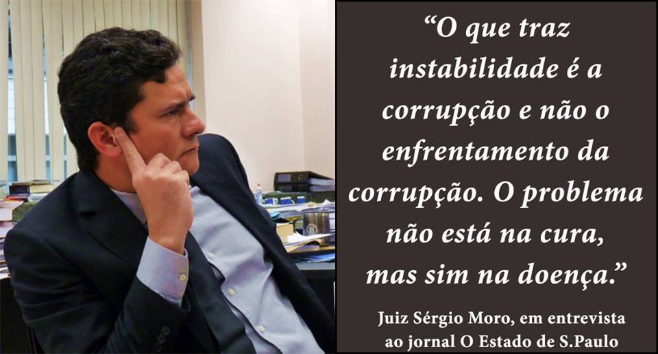 Blog São Tomé Notícias - por Hermeson Pípolo de Araújo: FRASE DE SÉRGIO MORO ...