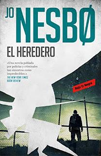 El heredero- Jo Nesbo