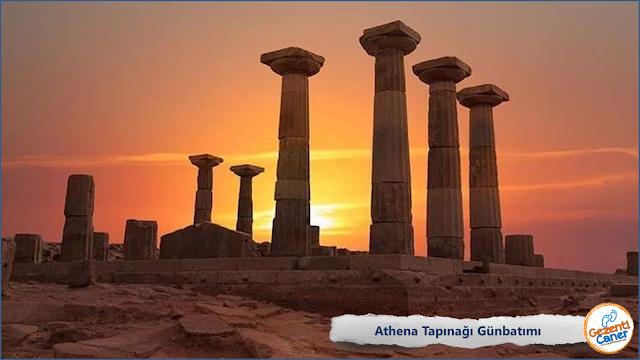 Athena-Tapinagi-Gunbatimi