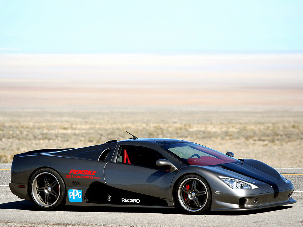 SSC Ultimate Aero TT - Facts Pod