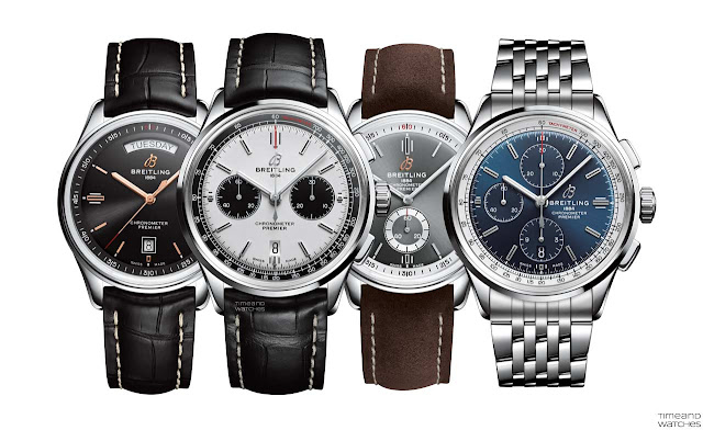 Breitling - Premier Collection