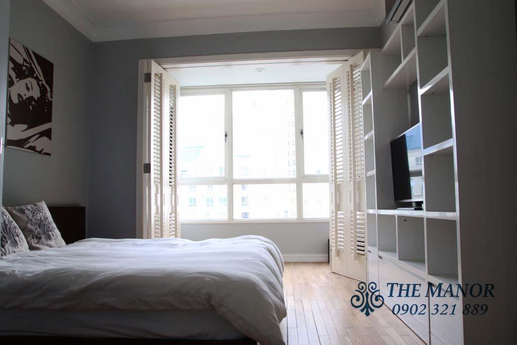 Siêu hot bán căn hộ Manor giá rẻ 2PN full nội thất view Bitexco - hình 1