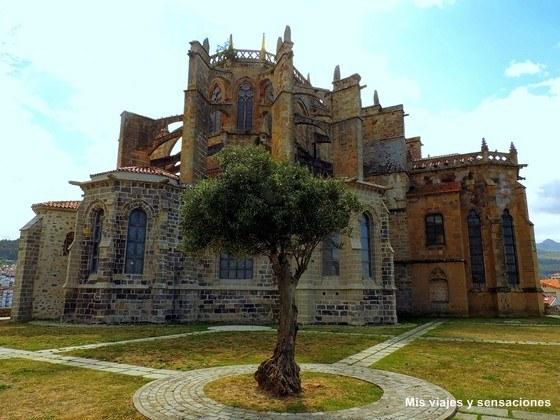 Iglesia de Santa María de la Asunción, Castro Urdiales, Cantabria