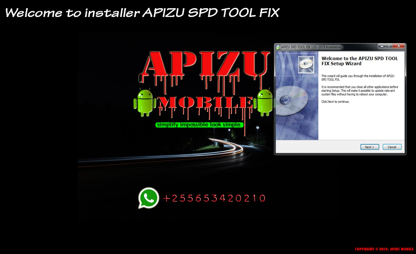 DOWNLOAD APIZU FIX SPD FLASH TOOL 2019: - PITIFUL TECH
