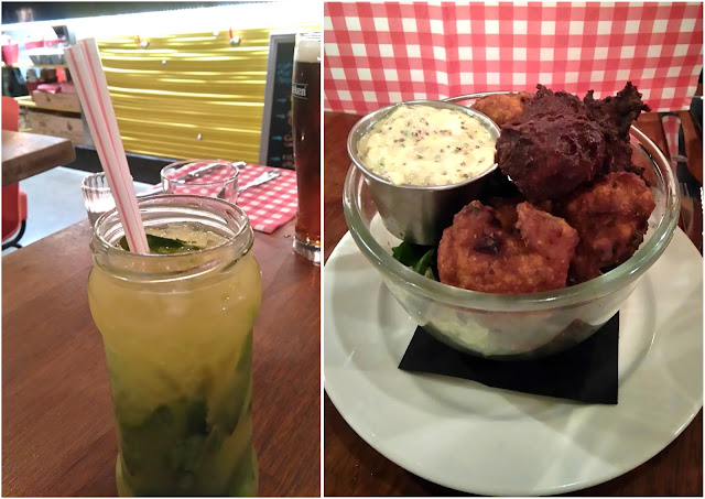 mojito, accras, papy mougeot, restaurant, nantes, bullelodie