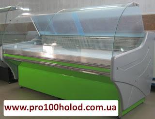 pro100holod.com.ua - витрина capraia lux