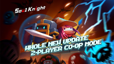 Download Soul Knight Mod Apk v1.3.3 Terbaru