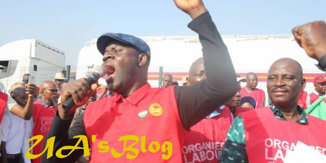 Minimum wage: On N30,000 we stand – Labour