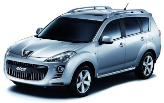 Auto Car Wallpapers: Peugeot 4007 2011 cars review and ...
