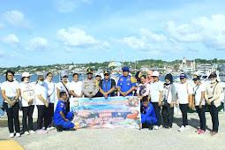 Peringati HPSN 2019, Andre Sukendar Ajak Masyarakat Tanimbar jadi Pelopor Kebersihan