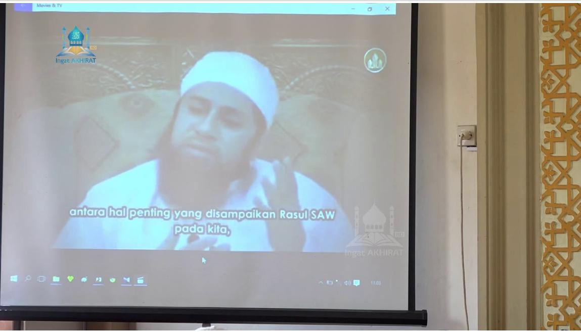 Rentetan Peristiwa Akhir Zaman Part 3 Ceramah Ust. Rahmat Baequni