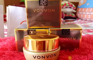 Manfaat VonVon Dark Spot Remover Whitening Cream
