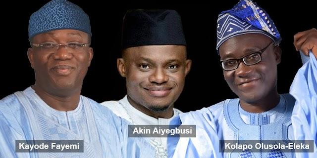 EKITI 2018 (LIVE UPDATES): APC, PDP, 32 others battle for Ekiti governorship
