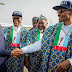 President Buhari, Saraki, Oyegun, Other APC Leaders Campaign in Ondo for Akeredolu