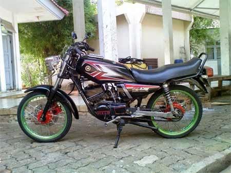 gambar motor Yamaha RX King