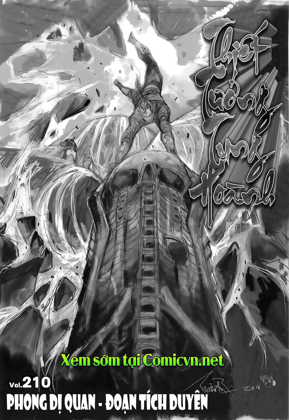 Hoàng Giả Chi Lộ Chap 8.2 - Next Chap 9