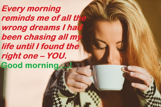 Happy Good Morning Wishes Romantic Sms Quotes Messages for..