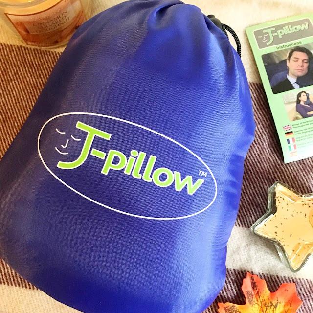 J-Pillow in case