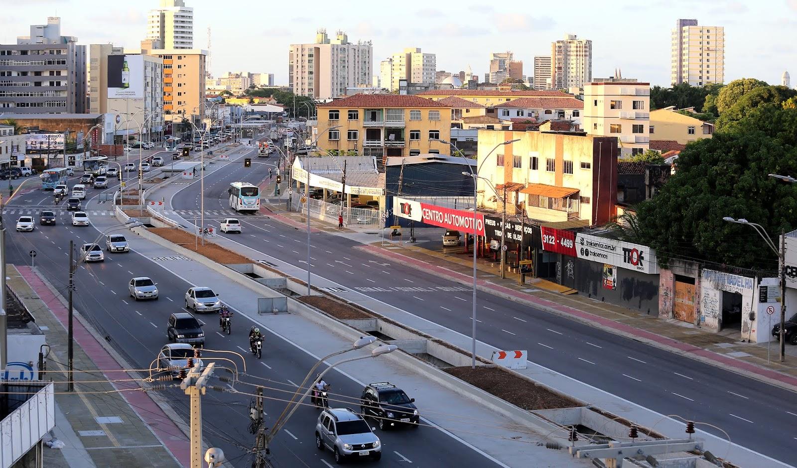3e65982cd9 AFN  Fortaleza vai municipalizar 12 primeiros quilômetros da BR-116