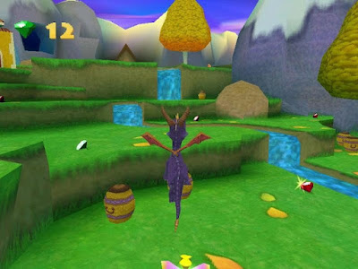 Spyro: Year of the Dragon Full Version For Windows