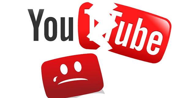 YouTube Sempat Down Pekan Lalu, Ternyata Ini Penyebabnya