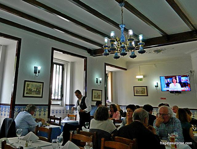 Restaurante Caprilia, Lisboa
