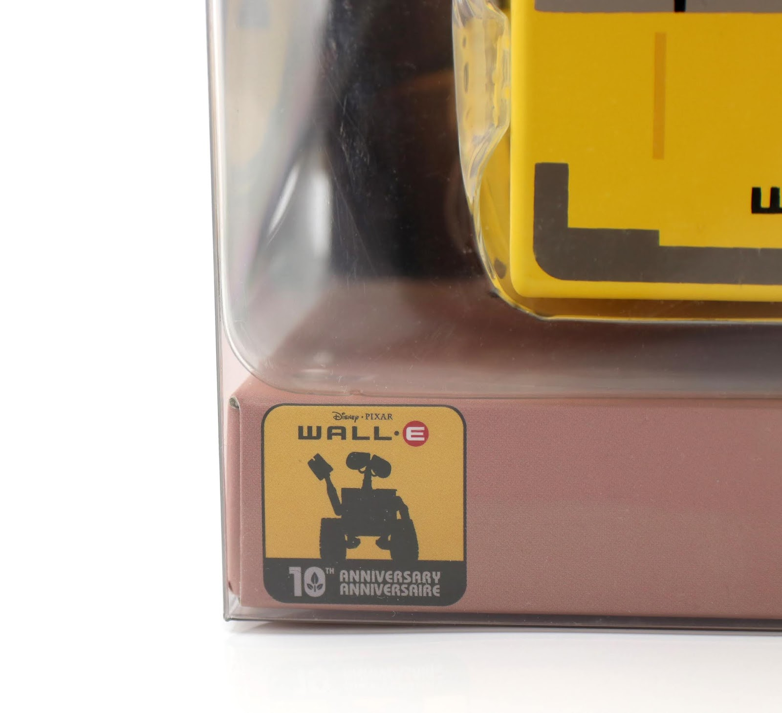 disney store Wall·E & Eve Wooden Collectibles Limited Edition