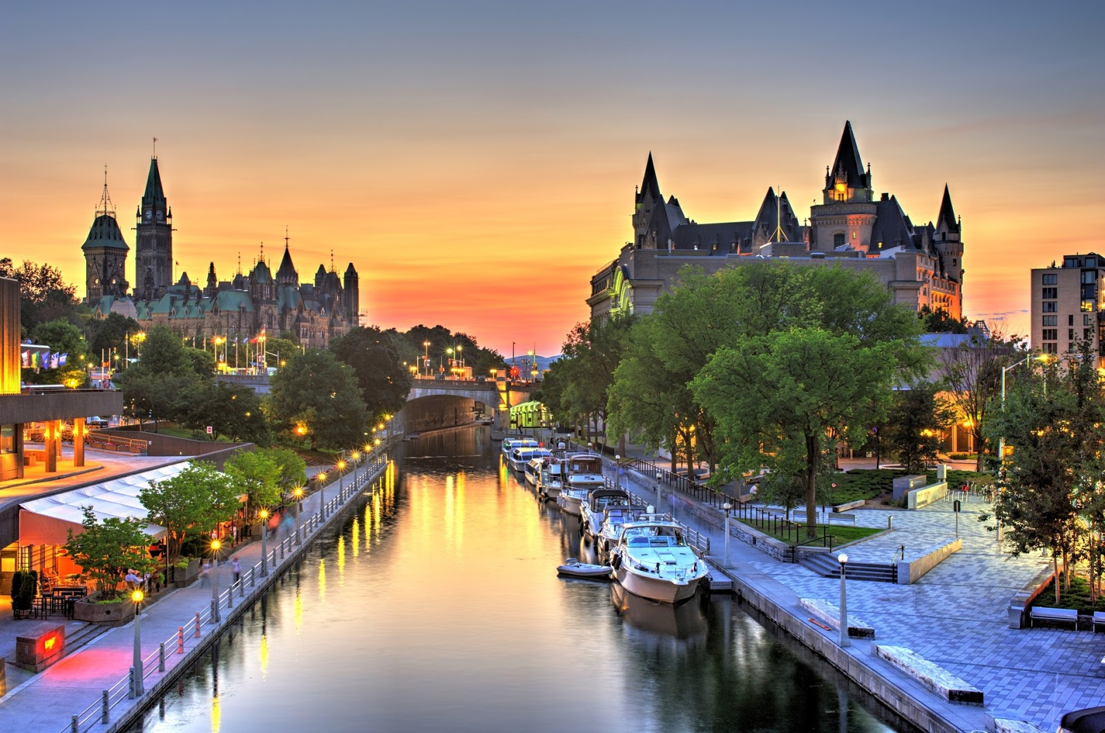 Ottawa, Ontario | Capital do Canadá