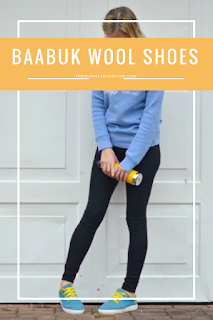 Baabuk wool shoes, wool shoes, themummyadventure.com